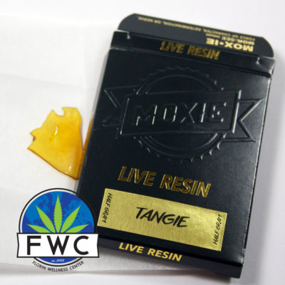 Moxie Tangie Live Resin