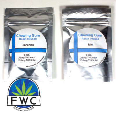Chewing Gum Rosin Main