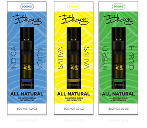 Bhang Natural Cannabis Oil - FWC